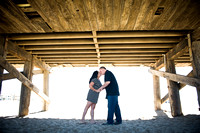 09-29-13 Newberry Seal Beach Engagement